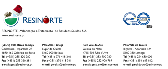 Assinatura email Natal / Work / Pedro Ricardo Casas Alves